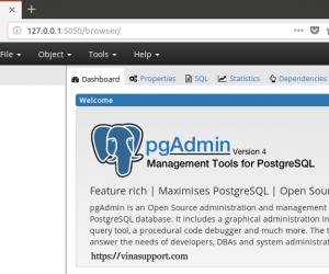 [PostgreSQL Tools] Hướng dẫn cài đặt pgAdmin 4 trên Linux