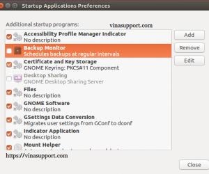 Tắt ứng dụng ẩn để Ubuntu khởi động nhanh hơn