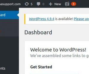 Vô hiệu hóa chức năng thông báo Update của WordPress