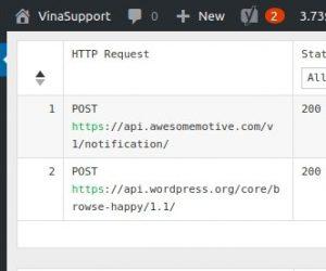 Vô hiệu hóa External HTTP Requests để tăng tốc WordPress Site