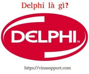 Delphi là gì? Hướng dẫn lập trình Delphi căn bản