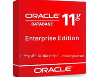 Hướng dẫn cài đặt Oracle Database 11g trên Windows/Linux
