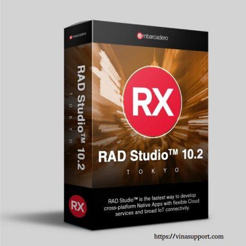 Hướng dẫn cài đặt Embarcadero RAD Studio 10 – Delphi IDE