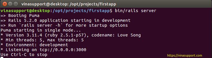 Ruby on Rails là gì? Hướng dẫn viết ứng dụng Rails đầu tiên