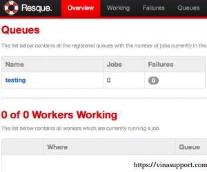 [Ruby on Rails] Tìm hiểu Rails Resque – Xử lý Jobs theo cơ chế hàng đợi