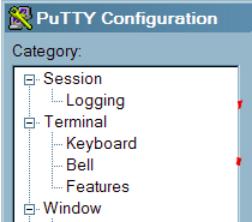 Cách giữ kết nối SSH trên Putty khi bị Timeout