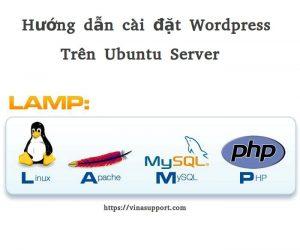 Cài đặt và cấu hình WordPress với LAMP Stack trên Ubuntu Server