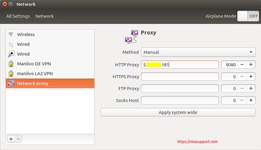 Cài đặt và cấu hình Squid HTTP Proxy Server trên CentOS 7