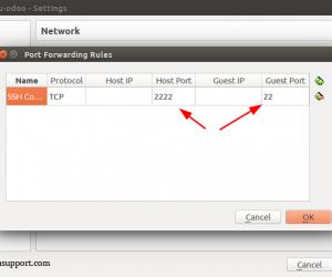 Kết nối SSH tới máy ảo Linux trên VirtualBox