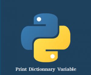 [Python 3] Print dữ liệu kiểu dictionary để dễ nhìn đẹp mắt hơn