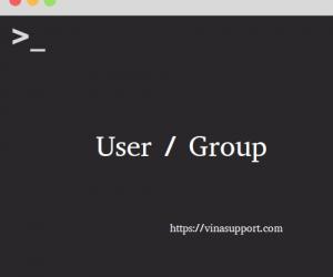 Quản lý User, Group trên Linux bằng Command Line
