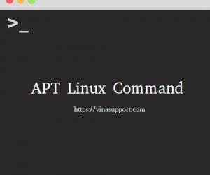 Hướng dẫn sử dụng lệnh apt trên Ubuntu Linux