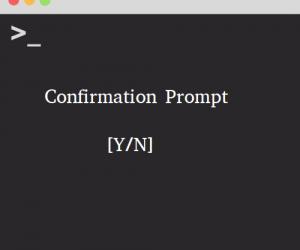 [Shell script] Tạo câu hỏi xác nhận [Y/N] – Confirmation Prompt