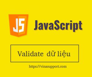 Một số hàm xử lý validate dữ liệu trong Javascript / Jquery