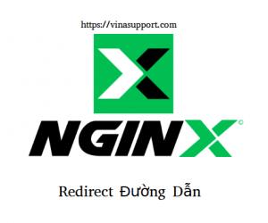Hướng dẫn redirect đường dẫn trong Nginx