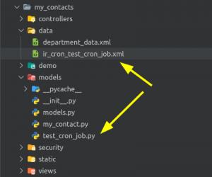 [Odoo] Tạo Cron Job trong Odoo Module