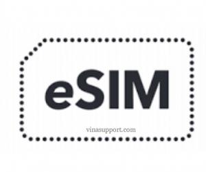 eSIM là gì? Tìm hiểu về eSIM tương lai của SIM số