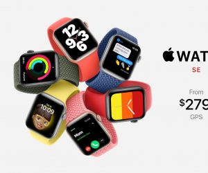 Apple ra mắt Apple Watch SE giá chỉ 279 USD – Chip Apple S5