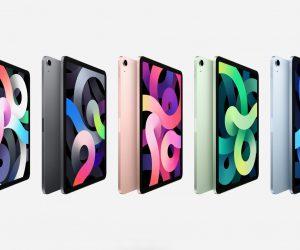Apple ra mắt iPad Air 2020 – Vân tay ở nút nguồn