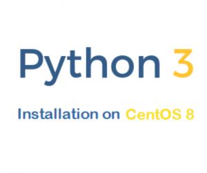 Hướng dẫn cài đặt Python 3 trên RHEL / Red Hat / CentOS