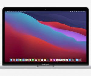 MacBook Pro 13-inch mới của Apple với chip Apple Silicon – Pin 17 tiếng, hiệu năng mạnh mẽ, giá từ $1299