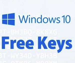Danh sách key cài đặt Windows chính thức từ Microsoft