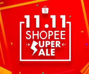 Tổng hợp khuyến mại giảm giá 11.11 Shopee, Tiki, Lazada