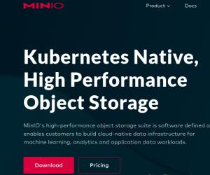 Hướng dẫn tạo Object Storage Server với Minio