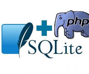 Hướng dẫn kết nối tới SQLite với PHP