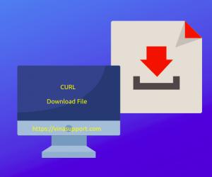 Sử dụng curl command để download file trên Linux