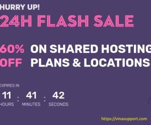 FastComet giảm giá 60% dịch vụ Web Hosting