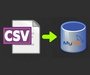 Import dữ liệu từ CSV tới MySQL bằng PHP