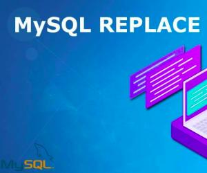 Tìm kiếm và thay thế chuỗi ký tự trong MySQL