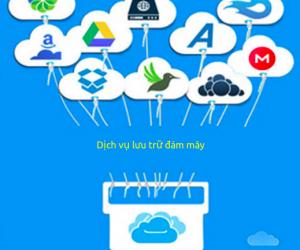 Top 10 dịch vụ lưu trữ đám mây miễn phí tốt nhất năm 2021