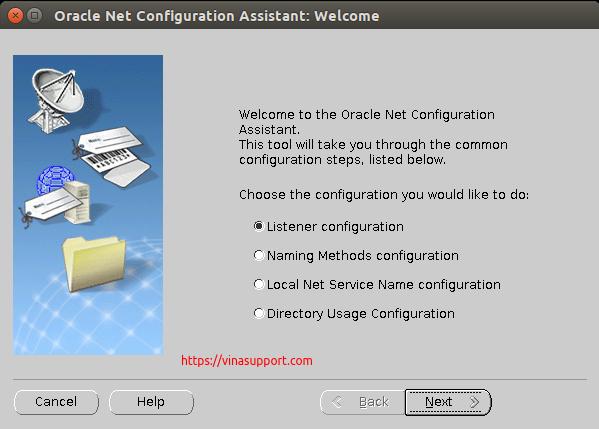 Huong dan cai dat Oracle Database 12c Tren CentOS 7.x - Buoc 16