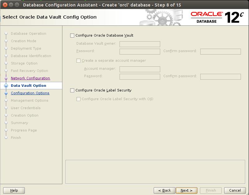 Huong dan cai dat Oracle Database 12c Tren CentOS 7.x - Buoc 31