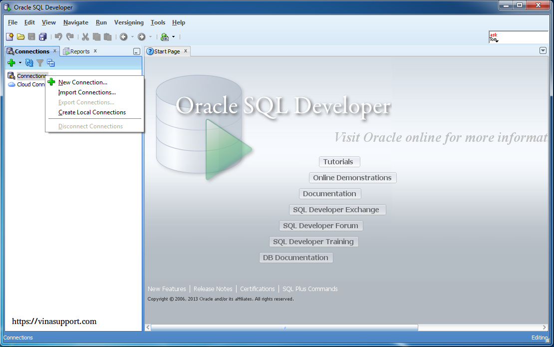 Cài đặt Oracle Database 12c trên Windows step 34