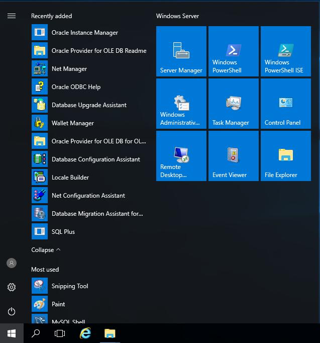 Huong dan cai dat Oracle 19c tren Windows Buoc 10