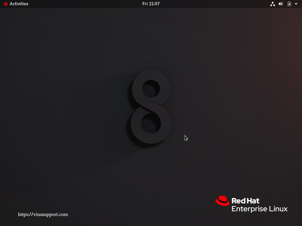 Huong dan cai dat Red Hat Enterprise 8 Step 32