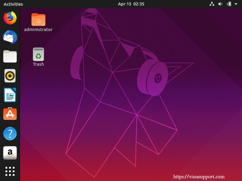 Huong dan cai dat HDH Ubuntu 19.04 Desktop buoc 13