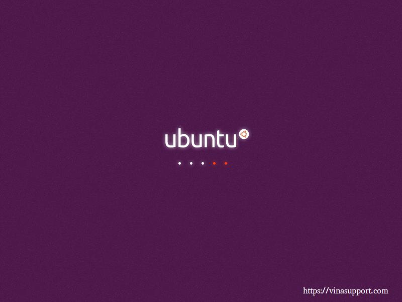 Huong dan cai dat Ubuntu 19.10 Desktop - Buoc 1