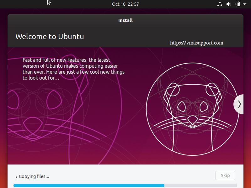 Huong dan cai dat Ubuntu 19.10 Desktop - Buoc 9
