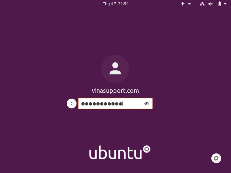 Cai dat HDH Ubuntu 20.04 - Buoc 14