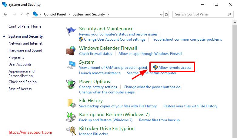 Bat dich vu Remote Desktop tren Windows - Buoc 10