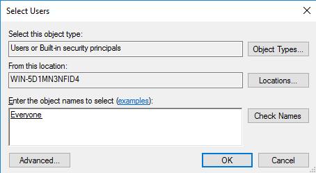 Bat dich vu Remote Desktop tren Windows - Buoc 5