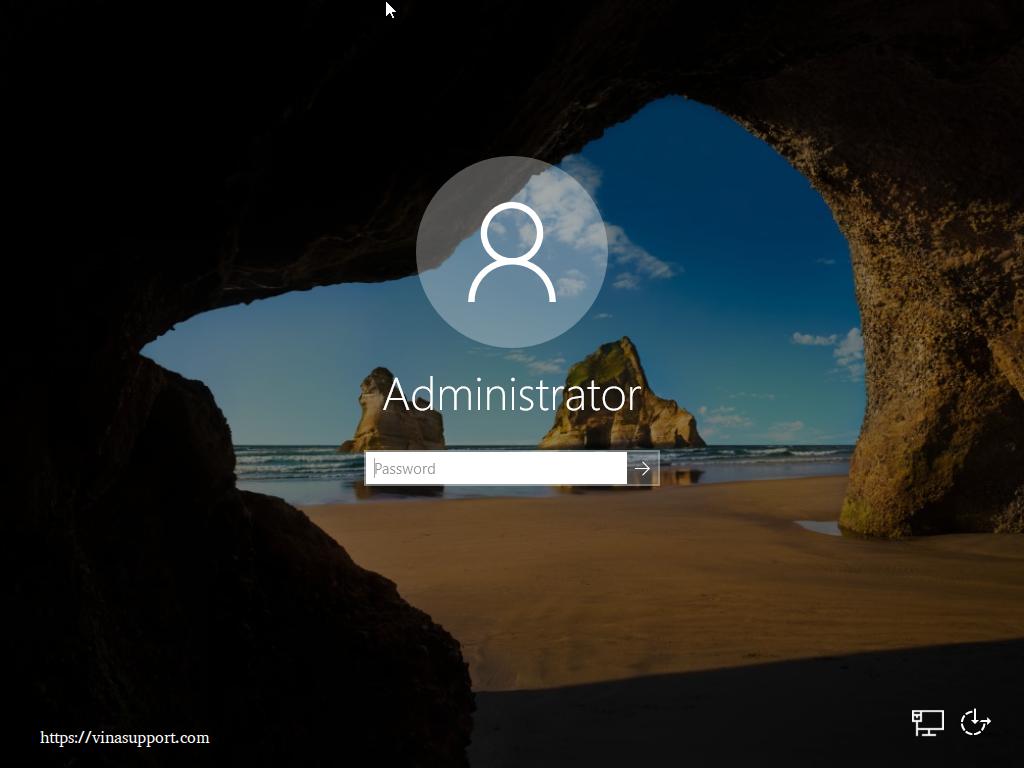 Huong dan cai dat Windows Server 2016 - Buoc 12