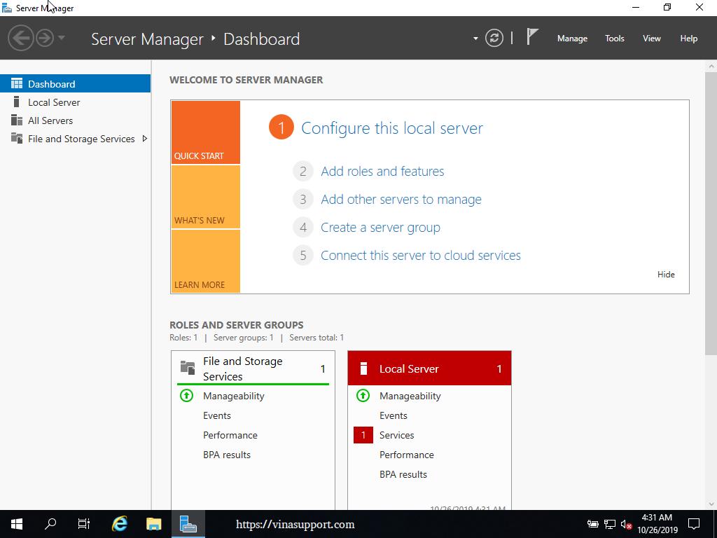 Cai Dat Windows Server 2019 Datacenter - Buoc 15