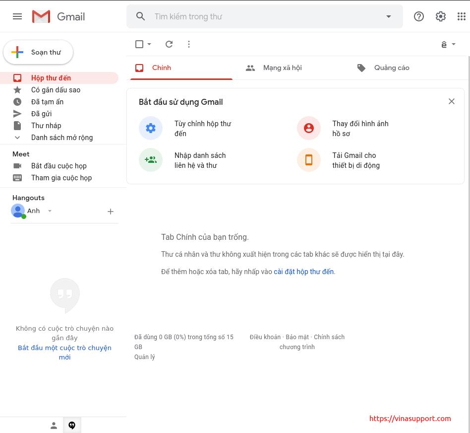 Tao tai khoan Gmail mien phi 9