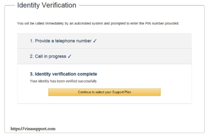Hướng dẫn đăng ký Amazon Web Services (AWS) miễn phí 1 năm